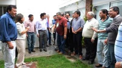 Intendentes Catamarqueños respaldan a la Gobernadora Lucía Corpacci