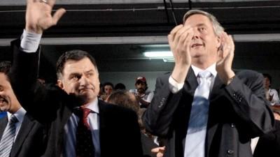 """Pereyra: """"Kirchner fue un trabajador incansable, fanático de la Argentina grande"""""""