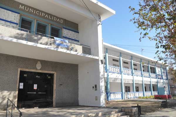Edificio Municipal de la Ciudad de Rawson