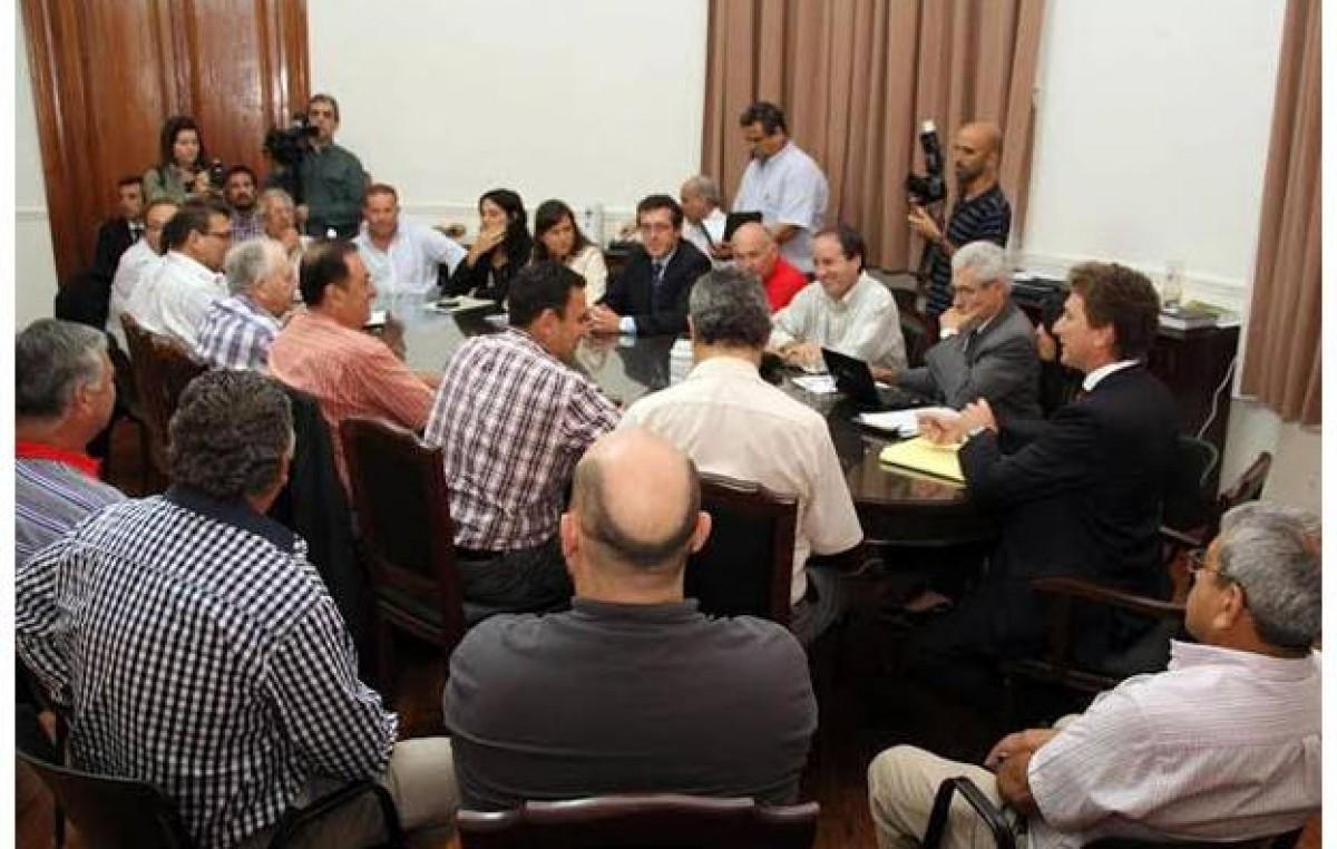 Santa Fe: Vuelve a reunirse la Comisión Paritaria de Empleados Municipales y Comunales