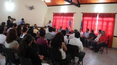 Formosa: Capacitan a equipos técnicos del interior provincial para el PROGRESAR