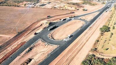 A punto de reanudar la autovía, intendentes de Córdoba piden por la traza