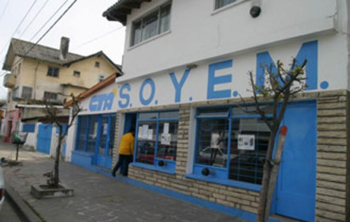 En Bariloche, el SOYEM gestiona construcción de una pileta olímpica social