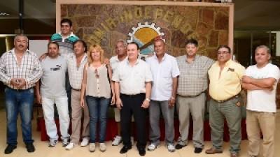 Buscarán formar una mesa de diálogo local en las Termas de Río Hondo