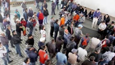 Municipales de Zapala rechazaron la oferta salarial del Ejecutivo