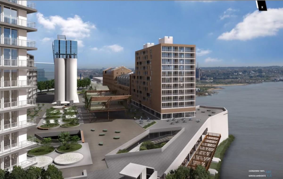 Rosario suma un nuevo balcón al río y espacios públicos en la costa central