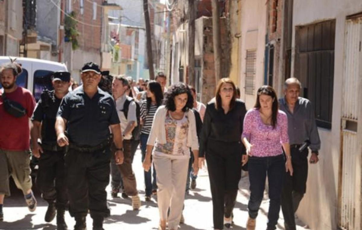 La Nación dará la capacitación final a la nueva Policía Comunitaria de Rosario