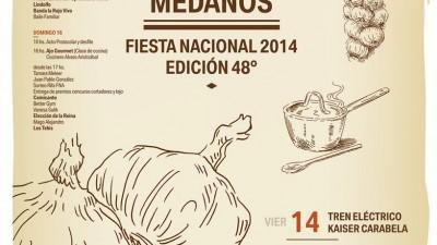 Médanos, listo para otra edición de la Fiesta Nacional del Ajo