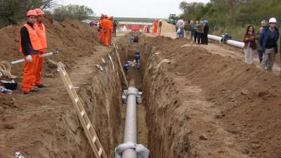 Estiman inversión de $25.000 millones por el Gasoducto NEA