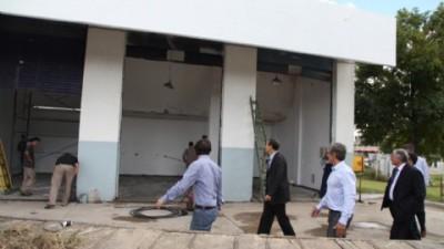 Avances para abrir sede del Mercado Central en La Plata
