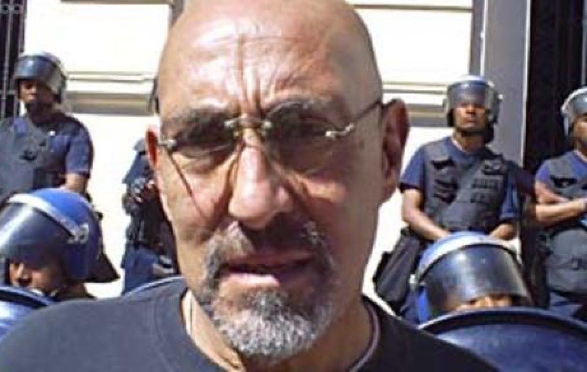 """Santillán: """"Nuestras movilizaciones no promueven la desestabilización de ningún gobierno"""""""