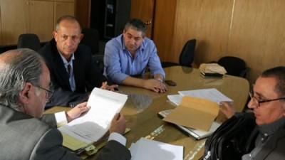 El Diputado Nacional Sciutto acompañó a ASOEM en el Ministerio de Trabajo de Nación