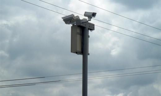 La Municipalidad de Balenaria aplica multas con las fotos que registra el cinemómetro en la Ruta 17.