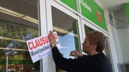 Clausuran en La Plata dos supermercados por no cumplir con Precios Cuidados