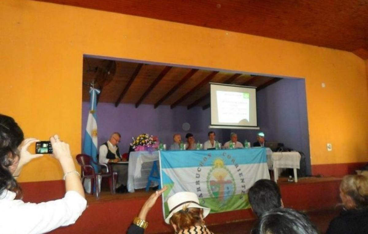 Municipios Correntinos y Provincia piden participación activa en Garaví