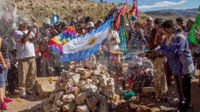 El carnaval andino y las travesuras del diablo en la Puna