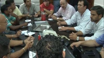 El Gobierno de Jujuy recibió a los referentes del Seom