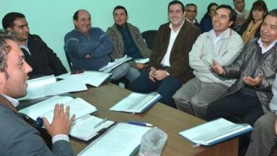 Intendentes Salteños debaten sobre ley orgánica de municipios