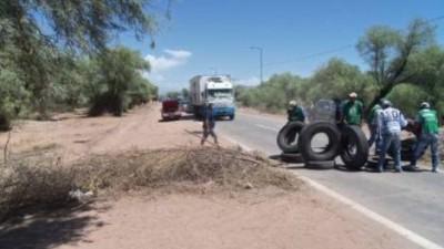 Se reactivan los conflictos en los municipios del interior de Catamarca