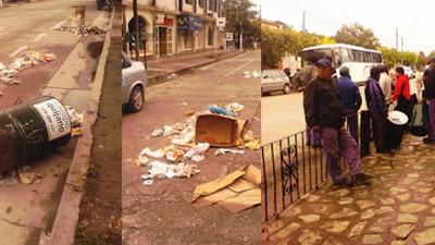 Una situación de inquietud y tensión en varios municipios de Salta