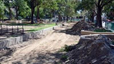 Tercera etapa de la recuperación del casco histórico de la ciudad de Catamarca