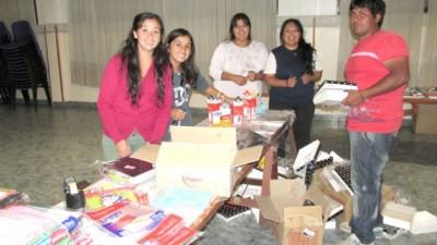 El Soeme de Esquel realiza la entrega de kits escolares para los hijos de afiliados