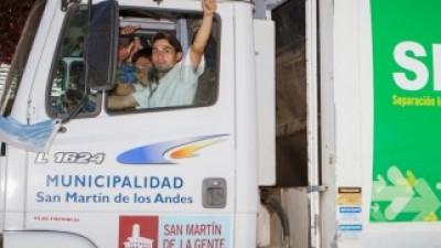 San Martín de los Andes: acuerdan un pago de $500 y una suba del 5,5% para los municipales