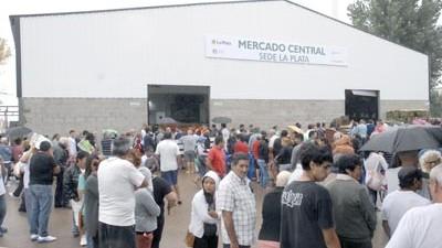 Inauguraron el Mercado Comunitario de La Plata