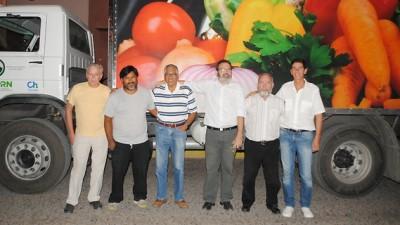 Acohofar integrará el Centro de Acopio de Choele Choel