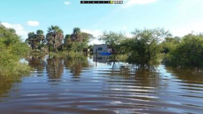 Se estacionó la creciente pero sigue el estado de alerta en Corrientes