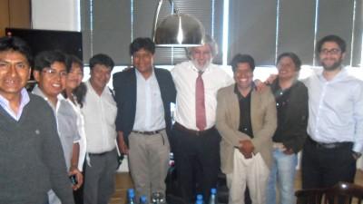 La Asociación de Municipios de Jujuy realizó gestiones en Nación