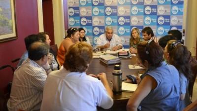 Municipio y sindicato reanudan hoy las negociaciones paritarias en Corrientes