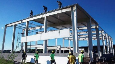 Cristina anunció que para 2015 habrá 400 parques industriales en la Argentina