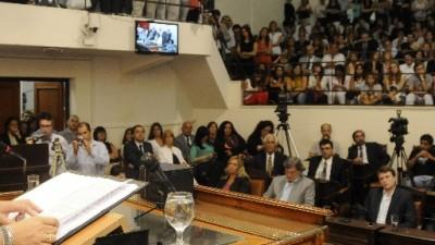 Rosario según su Intendenta: Apertura de sesiones del Concejo