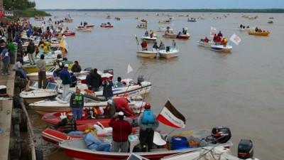 En La Paz se realizará el 5 de Abril la XX Fiesta Provincial del Surubí Entrerriano