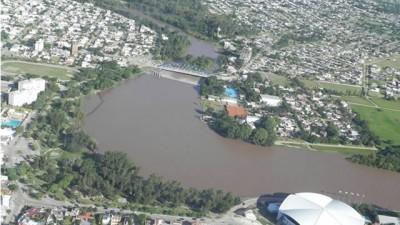 Provincia y villa maría firman acuerdo por el río ctalamochita