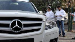 Secuestran autos de lujo que deben Patente en la Provincia de Buenos Aires