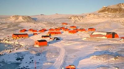 El Plan Conectar Igualdad, ahora también en la Antártida
