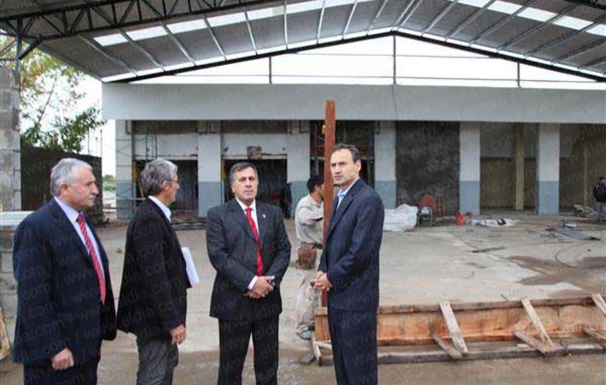 La Plata: Confirman que en 10 días abre el Mercado Central