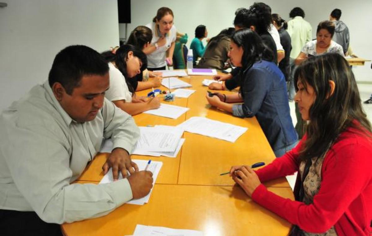Salta: Ya se entregaron 700 formularios para acceder a becas municipales