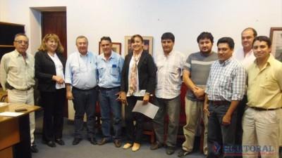 San Luis del Palmar: el Municipio acordó con el sindicato un 30 % de suba en los salarios