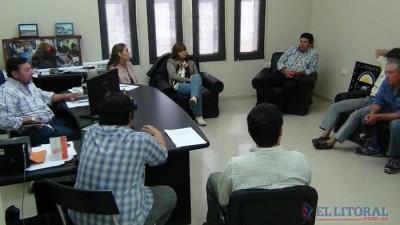 Acordaron un aumento del 35% para los empleados municipales de Santa Lucía