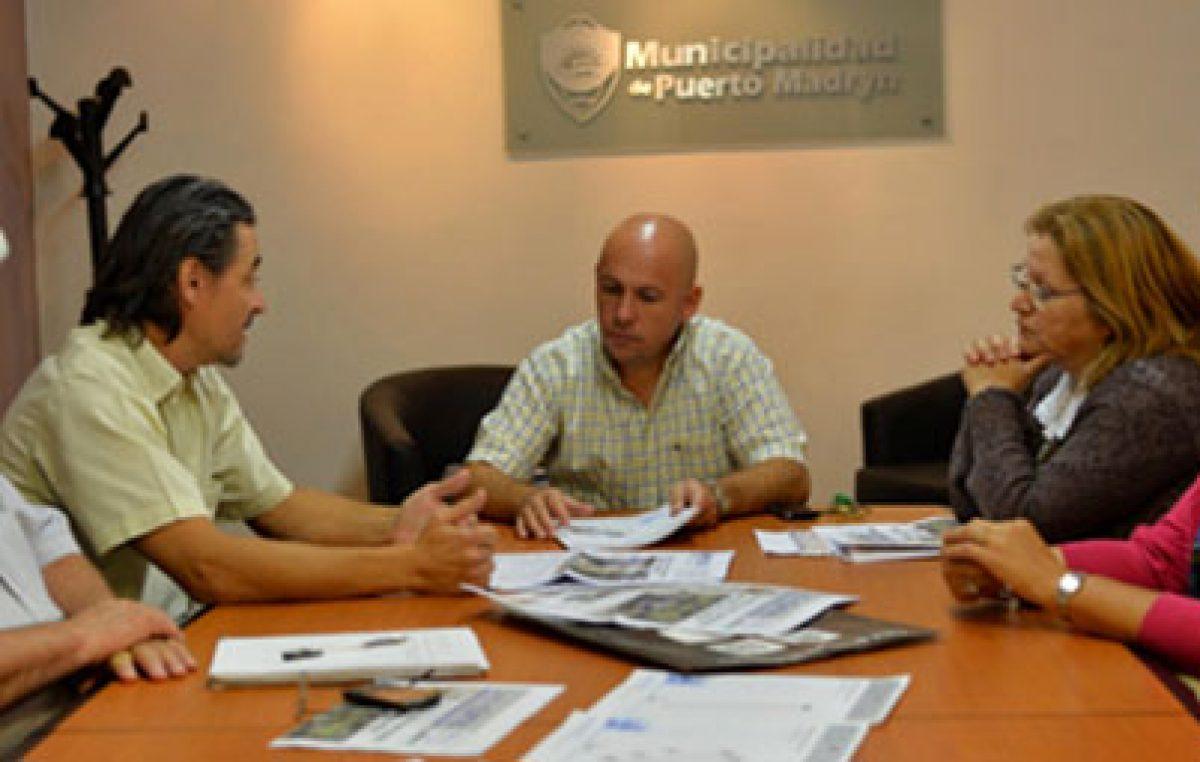 El Municipio de Puerto Madryn construirá dispositivos accesibles con tecnología del INTI