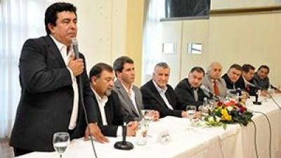 Intendentes del Justicialismo debaten en San Juan