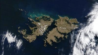 """Los ingleses llamaron """"Malvinas"""" a las islas"""