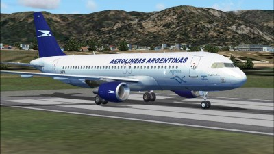 Aerolíneas Argentinas cumple con el municipio de 9 de Julio