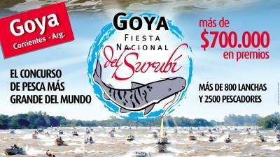 39º Fiesta Nacional del Surubí, en Goya, Corrientes