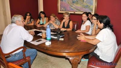 La Municipalidad de Corrientes reabrió las Paritarias