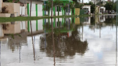 Córdoba: El río tarda en bajar y complica al sudeste