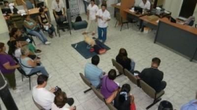 Jesús María,  instrumentará programa de historias clínicas electrónicas